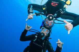 PADI Open Water Course Perhentian